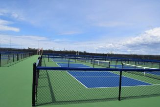 New Red Deer Pickleball Courts